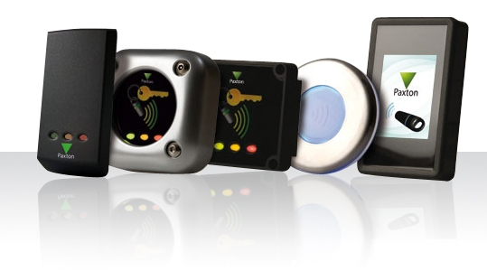 Paxton proximity tag or card readers
